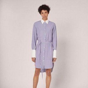 Rag & Bone Essex Shirt Dress Sz XXS